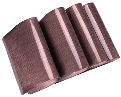 DinaChef Table Mats For Dining Table Or Kitchen, Quality Thermal Bonded  Edges, Reversible Large