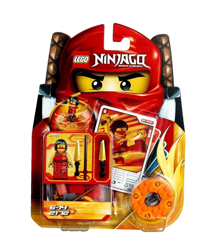 LEGO Ninjago 2172 - Nya [versión en inglés]: Amazon.es ...