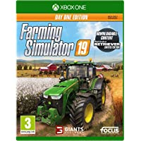 Farming Simulator 19 Day One Edition (Xbox One)