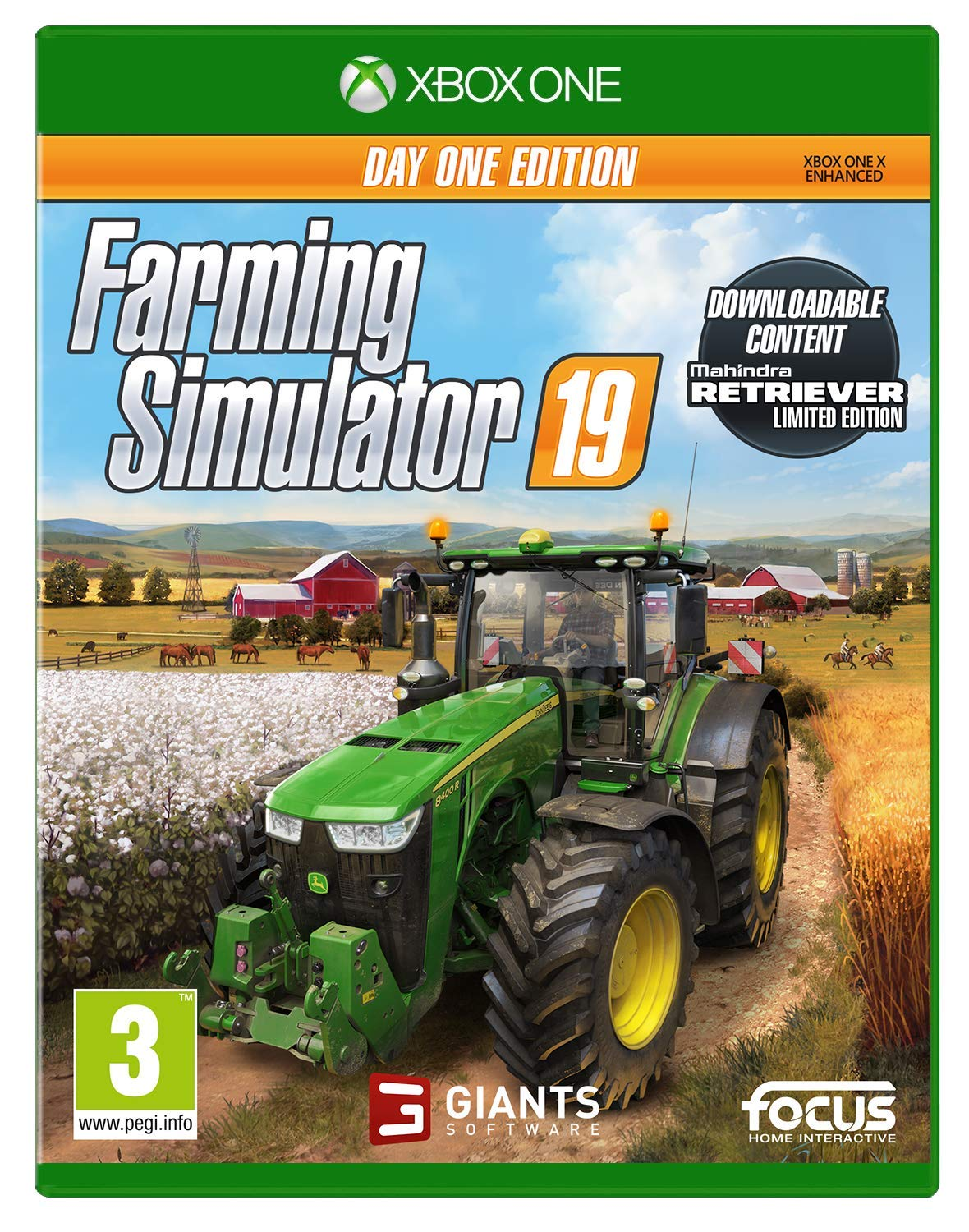 Amazon com: Farming Simulator 19 (PS4): PC: Video Games