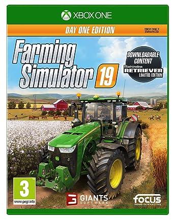 Farming Simulator 19 Day One Edition (Xbox One): Amazon co