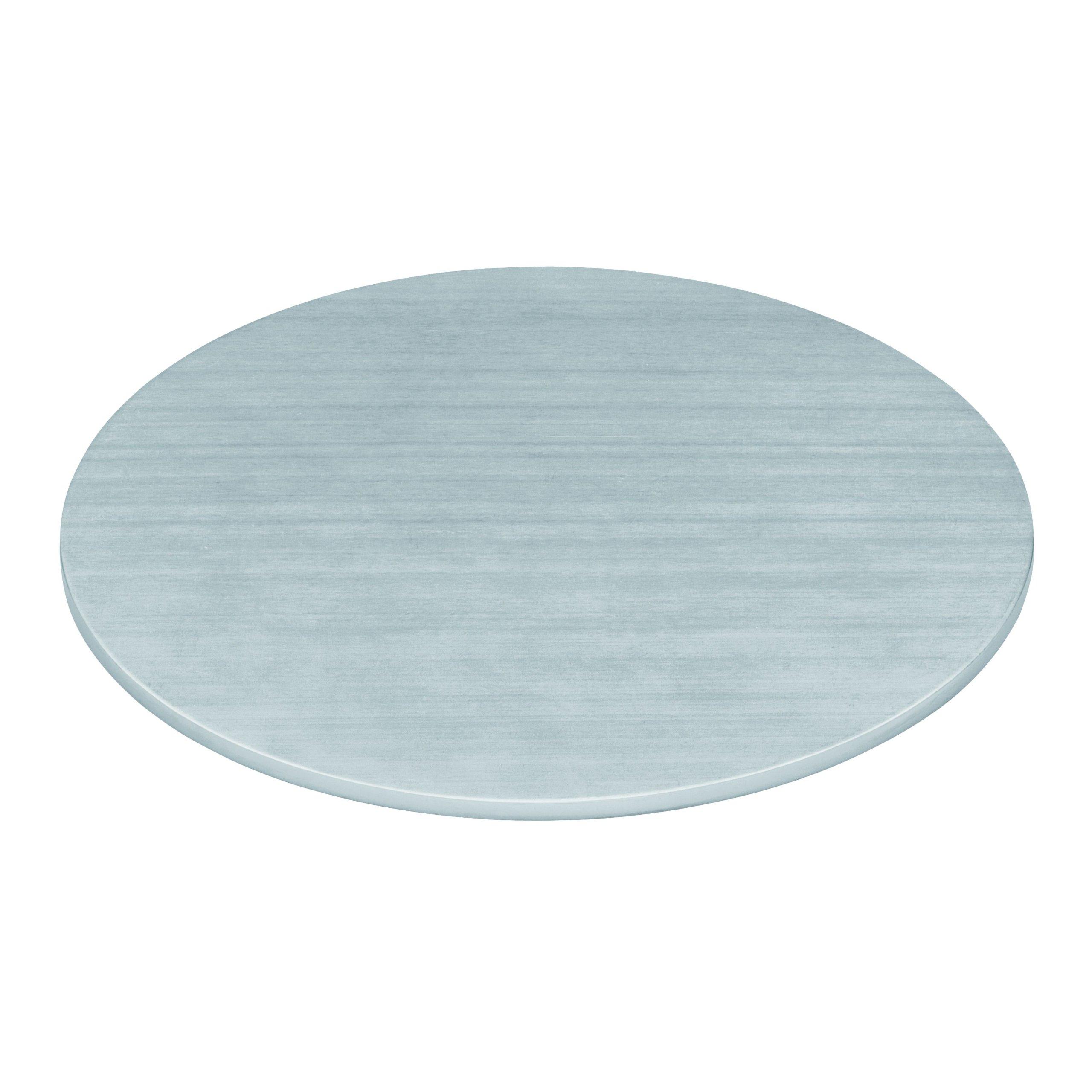 Kuhn Rikon Aluminum Transmission plate, 5.91'', Silver