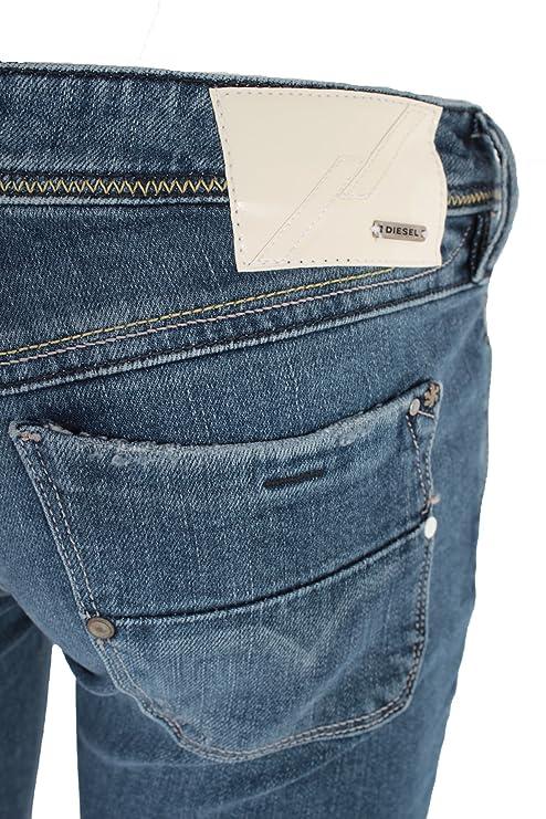 Diesel - Pantalones vaqueros Diesel, modelo Lowky azul denim ...