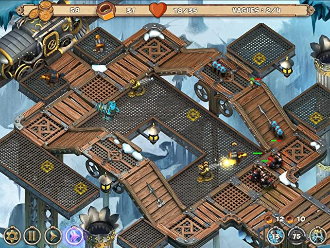Iron Heart: Steam Tower iPad, iPhone, Android & PC-Spiel Gratuit Jeux PC Tlcharger Iron Heart: Steam Tower