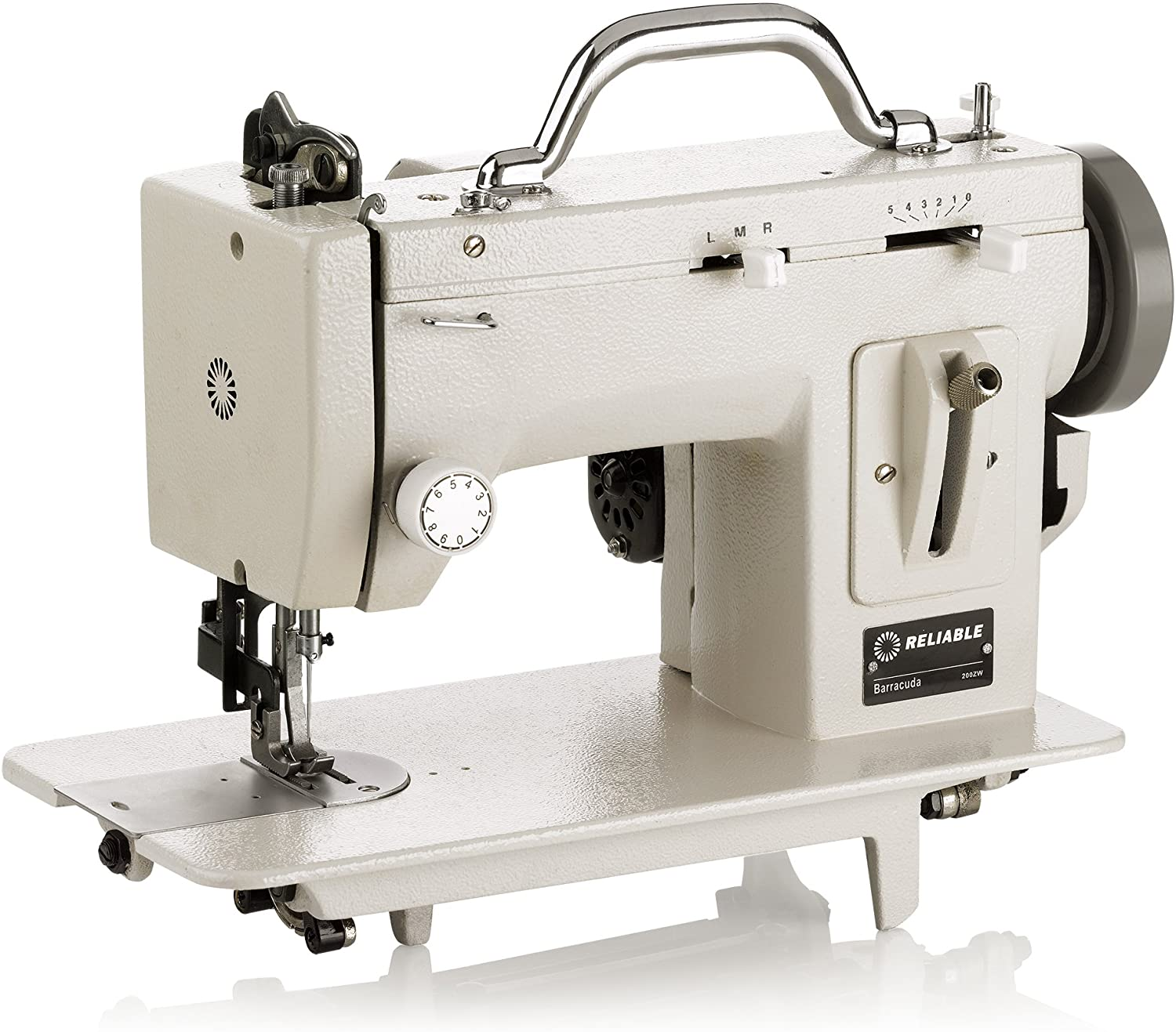 Reliable Barracuda 200ZW Zig-Zag Sewing Machine