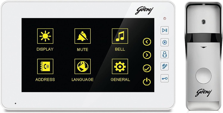 5. Godrej Security Solutions Solus ST 7 Lite Video Door