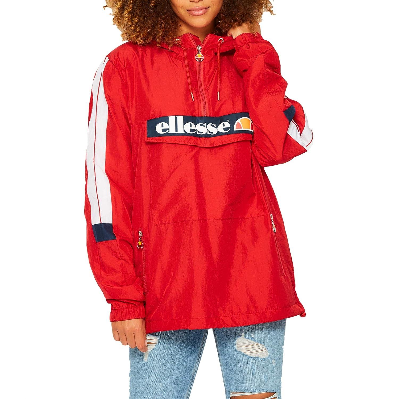 Ellesse Women Lightweight Jacket Coroni, Farbe:Ribbon Red, Größe ...