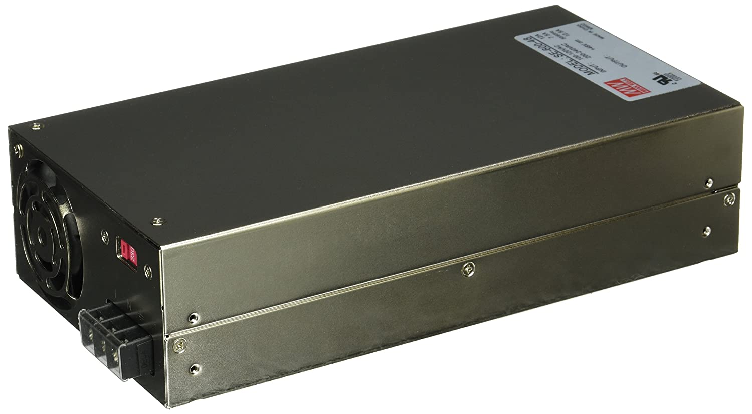 Amazon.com: MEAN WELL SE-600-48 AC to DC Power Supply, Single Output ...