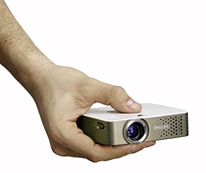 Amazon.com: Philips PPX3410 Proyector de bolsillo, 100 ...
