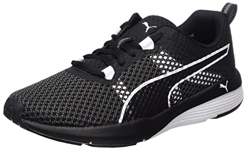 Puma Pulse Ignite XT Scarpe Sportive Indoor Donna Nero Black White