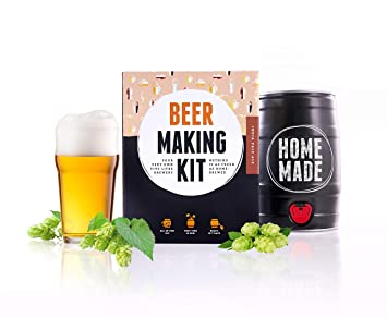 Bierbrauset Indian Pale Ale Selber Brauen Neu Bier Fass Set Geschenk Trend Beer Kochen & Genießen Bier, Wein & Spirituosen
