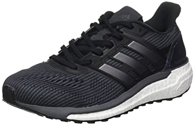 official photos 81d2a e88c4 adidas Damen Supernova Laufschuhe Grau (Grey FiveNight Metcore Black) 36
