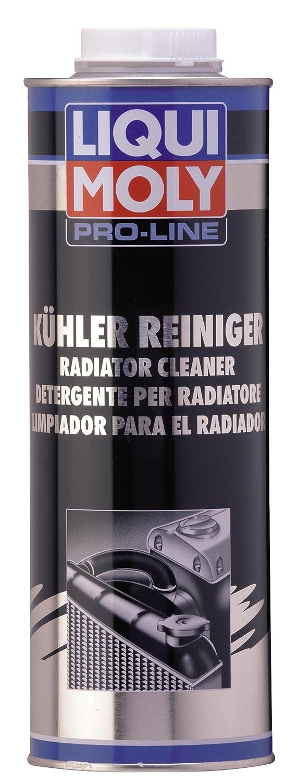 Liqui 5189 Moly Pro-Line Radiator Cleaner 1L - Black Liqui Moly