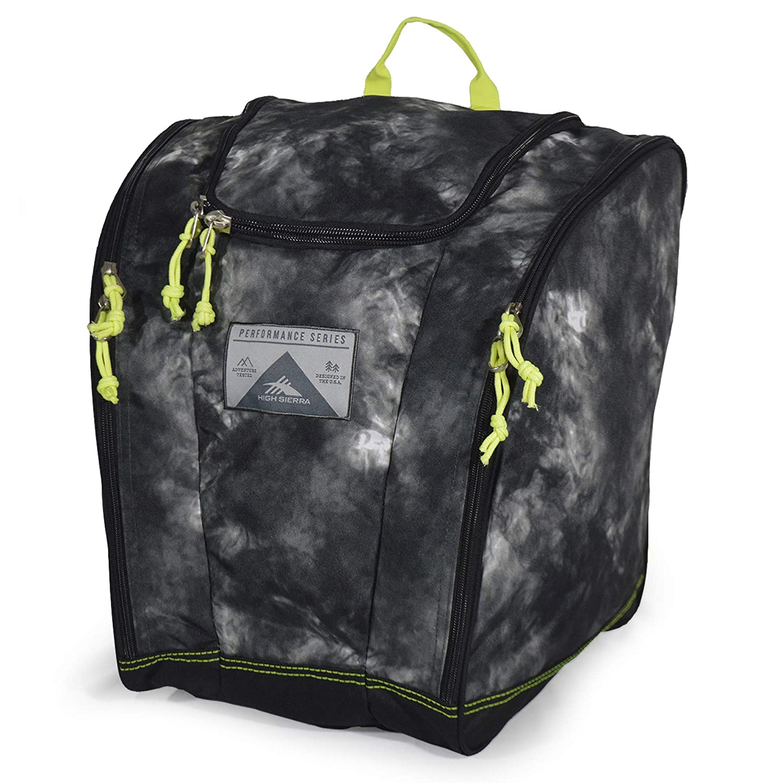 6cd917689b Amazon.com   High Sierra Ski Boot Trapezoid Boot Bag