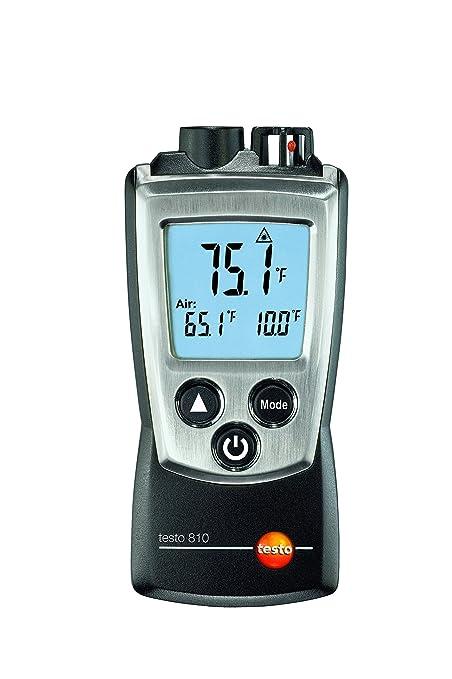 Testo 810 - Termómetro de bolsillo: Amazon.es: Industria, empresas y ciencia