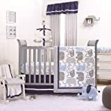 Amazon Com Butterfly Purple Crib Baby Girl Bedding