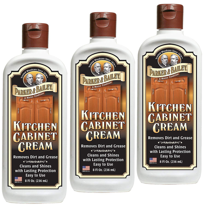 the best attitude 8bd7d 3d138 Parker & Bailey Kitchen Cabinet Cream 8oz (3)