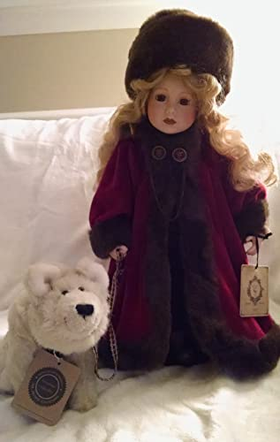 Boyds Collection Doll Yesterdays child LARA…Moscow at Midnight 4907