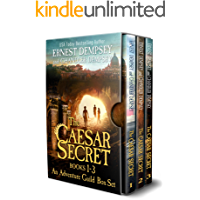 The Caesar Secret Box Set: Books 1-3: An Adventure Guild Story (The Adventure Guild)
