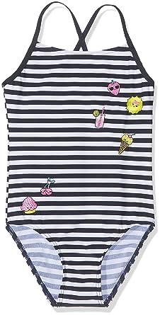NAME IT Nmfzatch Swimsuit Traje de baño de una Pieza para ...