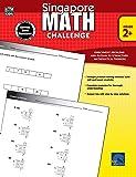 Singapore Math | Common Core Challenge Workbook | 2nd–5th Grade, 352pgs