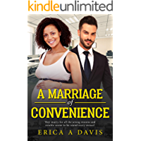 A Marriage Of Convenience (BWWM Romance Book 1)