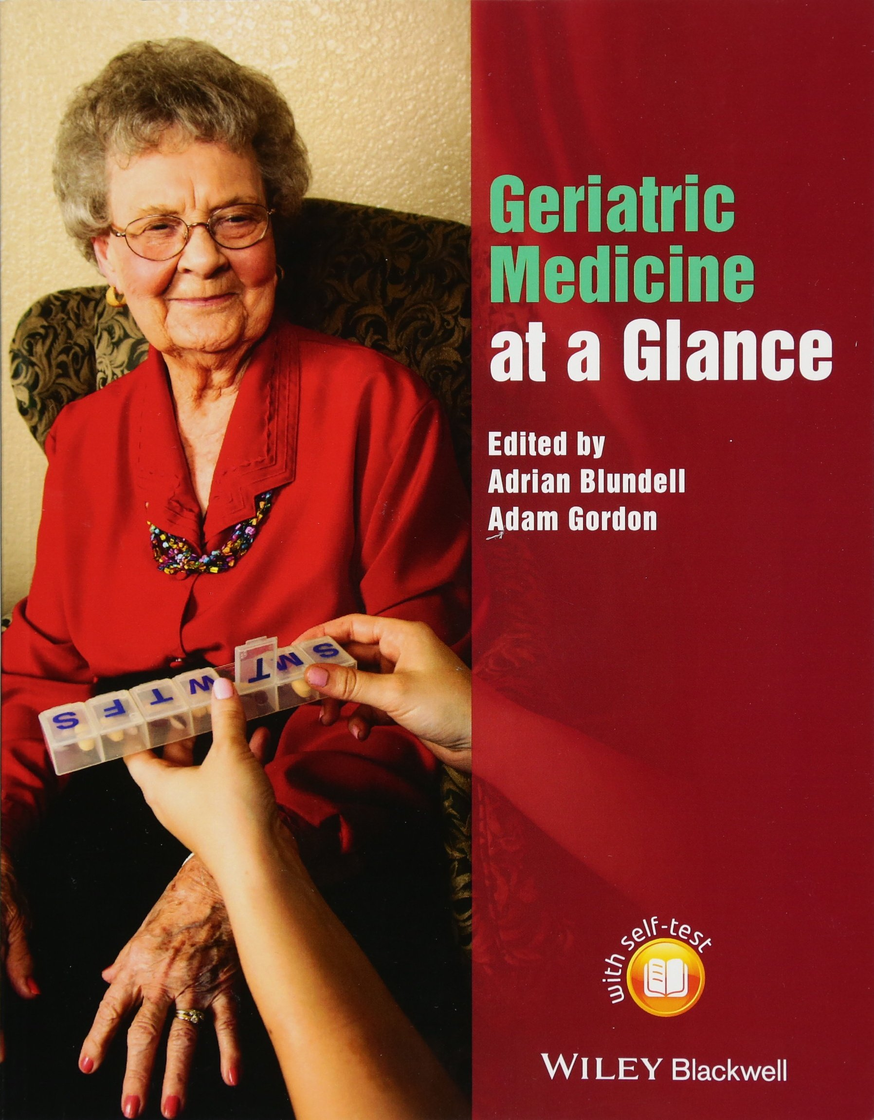 Geriatric Medicine at a Glance: Amazon co uk: Adrian