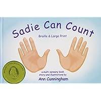 Sadie Can Count: A Multi-sensory Book