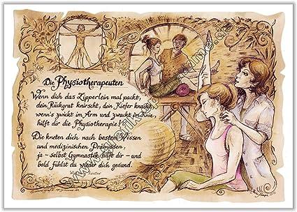 Die Staffelei Geschenk Fliesenleger Zeichnung Color 20 x 15 cm