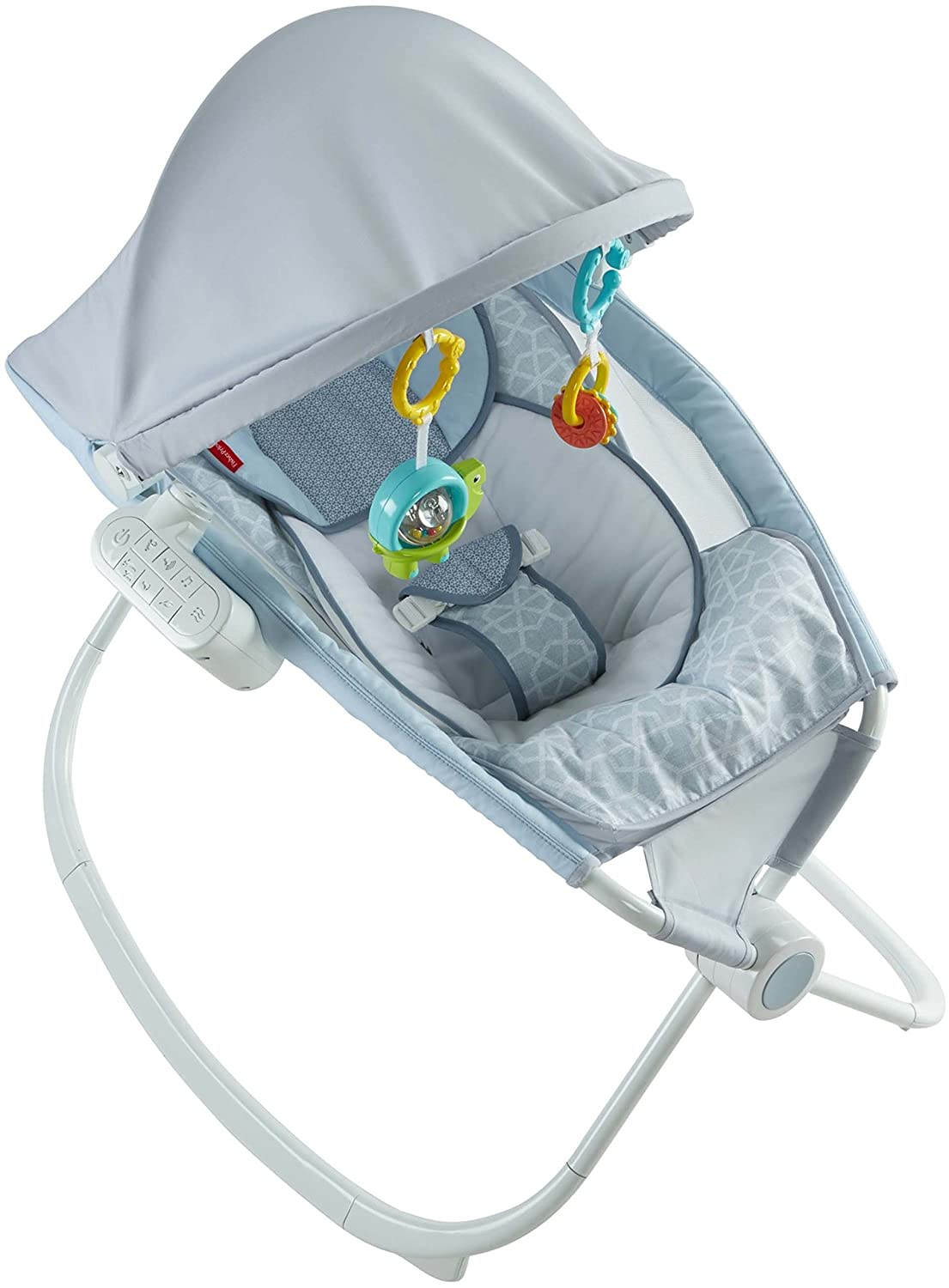Fisher-Price Premium Auto Rock 'n Play Soothing Seat with SmartConnect Fisher-Price Baby DPV51