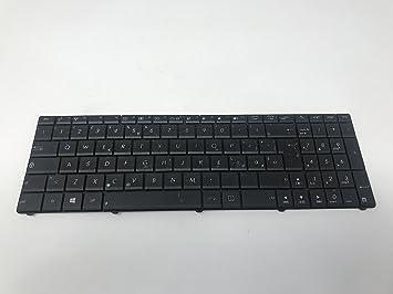 COMPRO PC Teclado Keyboard Layout Italiano para ASUS A54HR Quanta aenj2i01210 nsk-um0su: Amazon.es: Electrónica