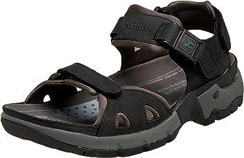 07804918195 ALLROUNDER by MEPHISTO Men's Alligator Sandal
