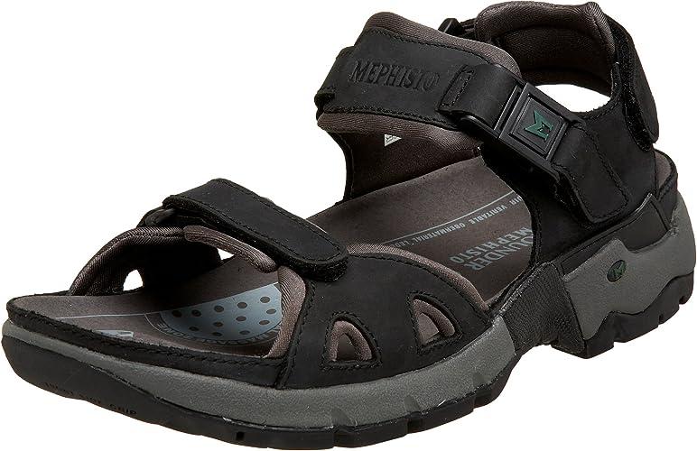 ALLROUNDER by MEPHISTO Men's Alligator Sandal