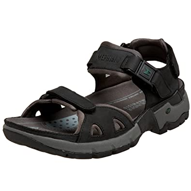 3cd0ec41f4 Amazon.com | ALLROUNDER by MEPHISTO Men's Alligator Sandal | Sandals