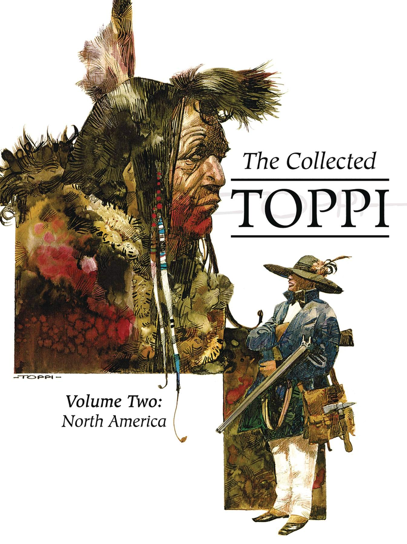 The Collected Toppi Vol. 2  North America