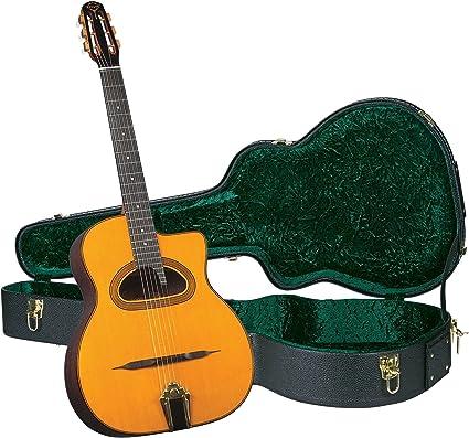 Gitane D-500 Gitane Gypsy Jazz Guitarra Profesional con Funda ...