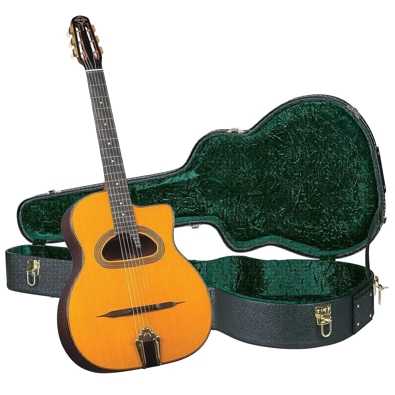gitane d-500 Gitane Professional Gypsy Jazz Guitar with Case D-500 B001OQCC3W ギターのみ