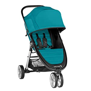 Baby Jogger City Mini 2 Stroller - 2019 | Compact, Lightweight Stroller | Quick Fold Baby Stroller, Capri