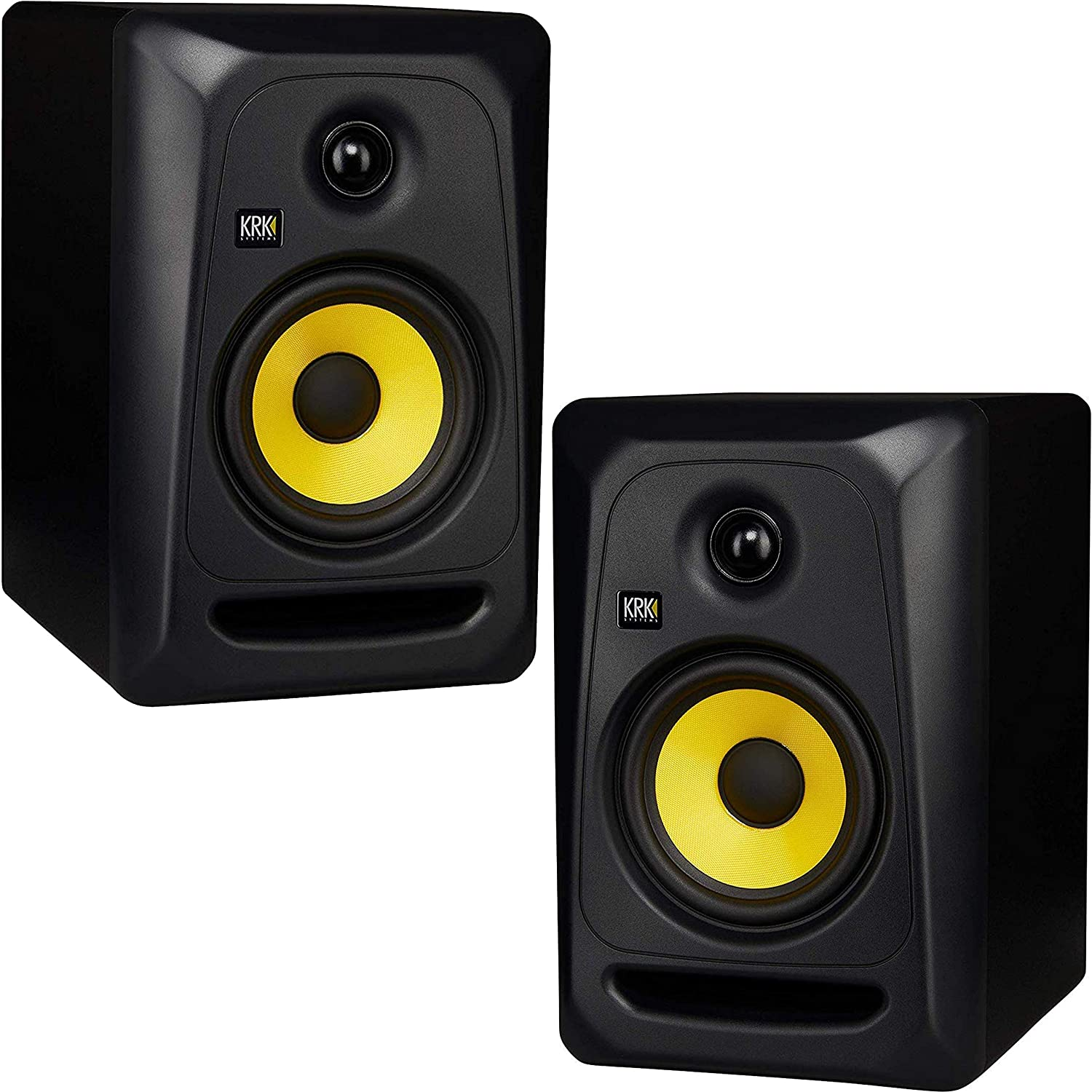 KRK RP5G3-NA Rokit 5 Generation 3 Powered Studio Monitor – Pair Review