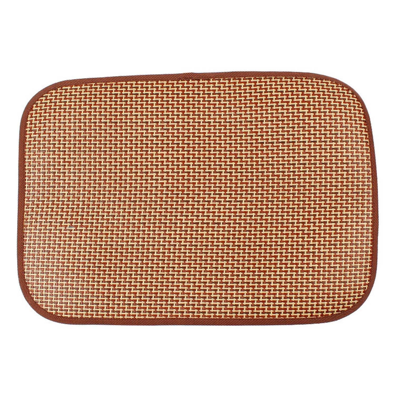 Beetest Stuoia del Materasso del Rattan di Raffreddamento di Estate del Cane Comodo Quadrato Che Dorme Il Cuscinetto di Cuscino del Materassino 12 x 20 Pollici Prezzi offerte
