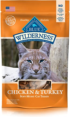Blue Buffalo Wilderness Cat Treats