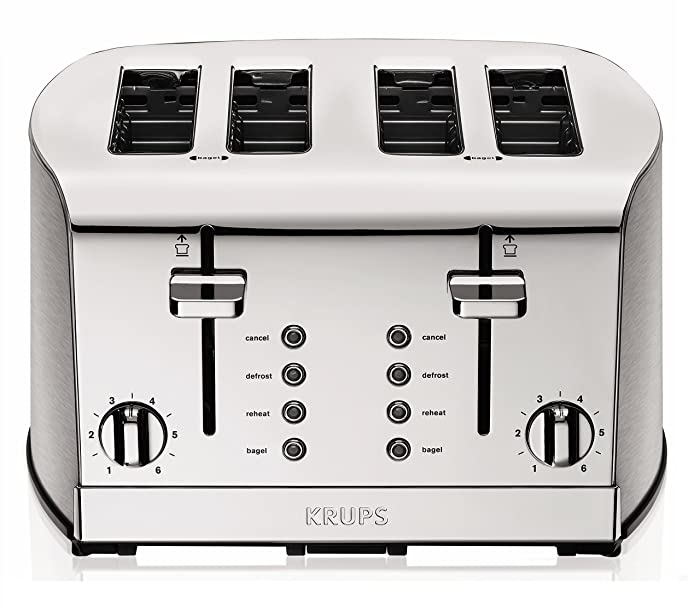 Top 9 Krups Stainless Toaster 4