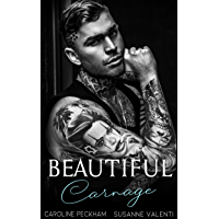 Beautiful Carnage: A Dark Enemies to Lovers Romance (Dark Empire Book 1)
