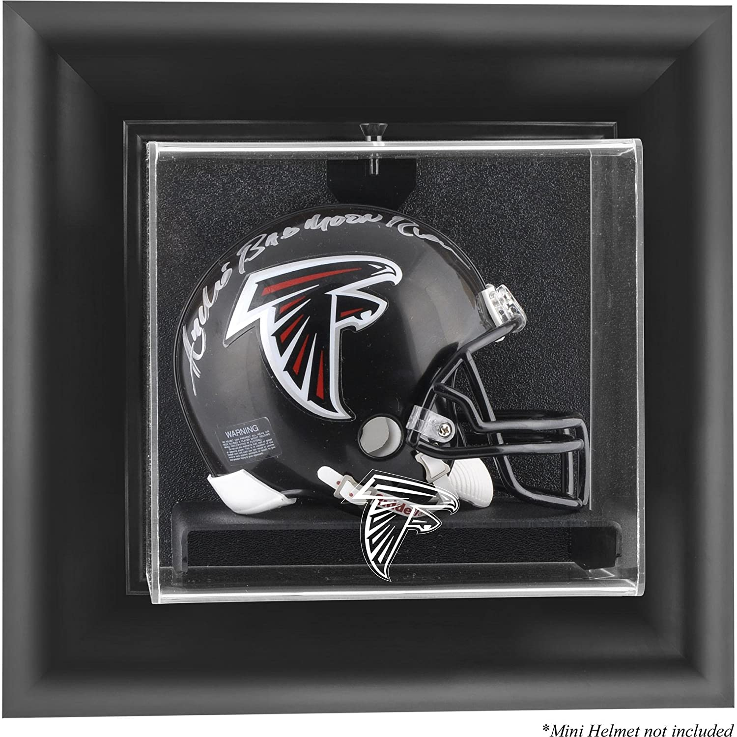 582a1575 Amazon.com : Mounted Memories Atlanta Falcons Wall Mounted Mini ...