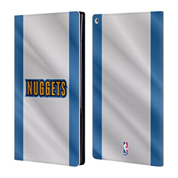 Oficial NBA Denver Nuggets carcasa tipo Cartera de piel Para Amazon Kindle Fire: Amazon.es: Electrónica