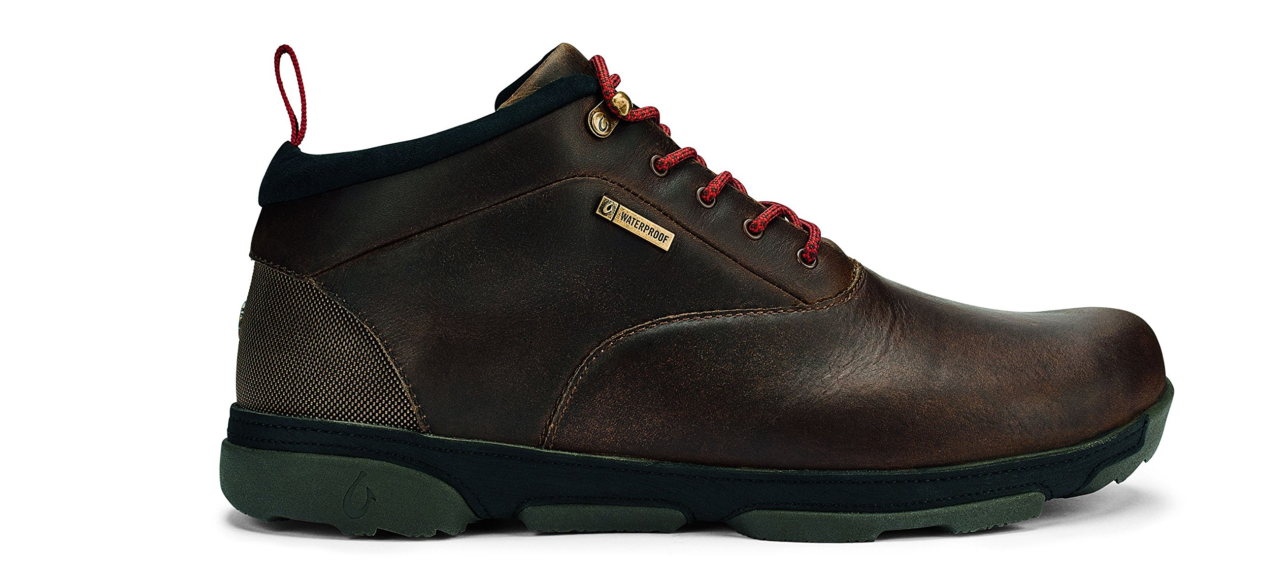 Olukai Kualono WP - Men's Carob/Black 9
