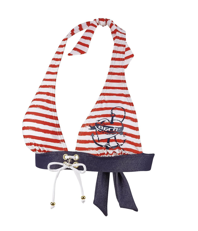 Beco Damen Bikini Top, C-Cup Sailors Romance Bikinioberteil