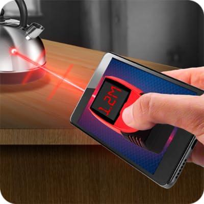 Laser Ruler Meter Simulator