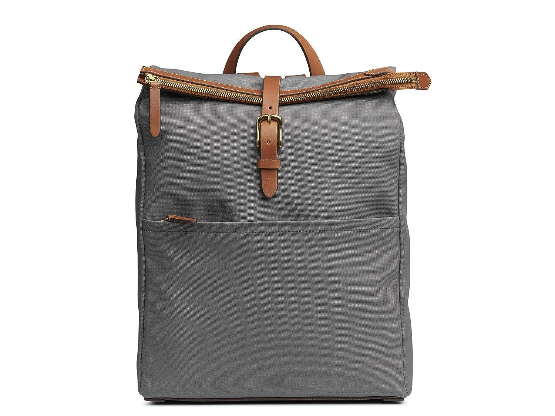 (ミスモ) Mismo EXPRESS Bag -旅行バッグ  CONCRETE/CUOIO 書類ビジネスファッションバックパックバッグ(並行輸入品) One Size CONCRETE/CUOIO B07H37K2KD