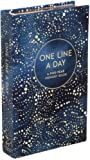 One Line a Day (Celestial): A Five-Year Memory Journal (Journals)